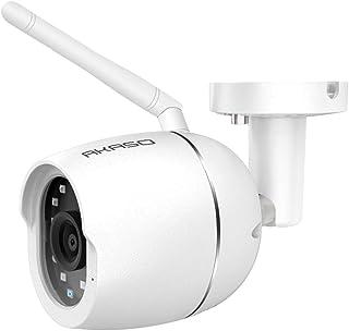 Akaso Cámara de Seguridad IP66 Impermeable con HD 1080P, IP
