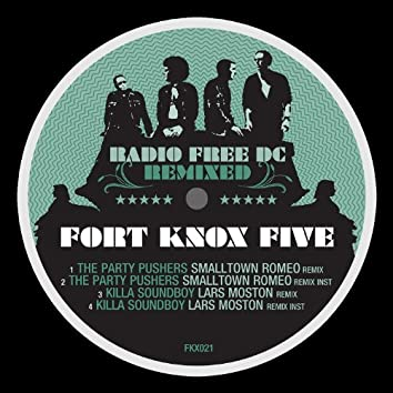 Radio Free DC Remixed Vol. 8