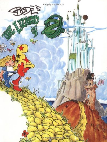 Lizard of Oz (Bod Library)