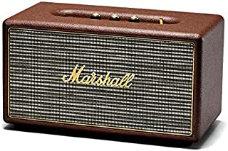 Stanmore Audio Bluetooth Speaker By Marshall, Brown