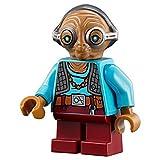 Star Wars - Figura de Lego MAZ KANATA NEW