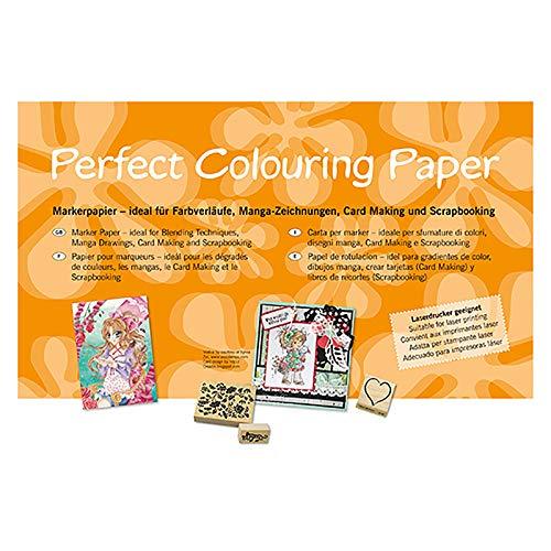 Perfect Colouring Paper DIN A3, 50 Blatt