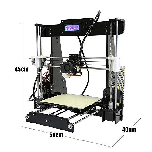 aibecy Anet A8 3d impresora Sets Upgrade DIY con tarjeta de ...