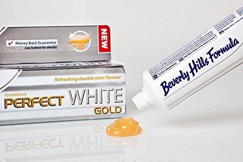 Beverly Hills Perfect White Gold Tandpasta, 100 ml