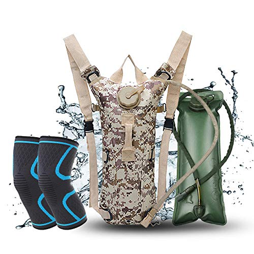 Angulo Hydration pack backpack,Running pack for men,Backpack water bottle,Cycling Hydration Packs,Hydration backpack,Running pack,H