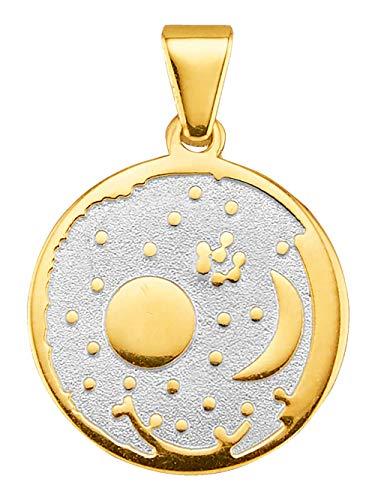Diemer Gold Anhänger in Gelbgold Gelbgoldfarben