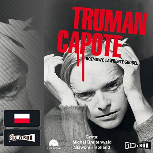 Truman Capote Rozmowy audiobook cover art