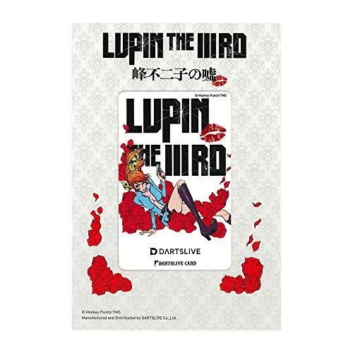 Lupin The IIIRD FUJIKO Mine's Lie DARTSLIVE Card FUJIKO C
