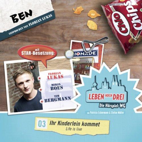 Ben - Ihr Kinderlein kommet audiobook cover art