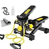 BXU-BG Stepper Mini Stepper Indoor Fitness Stepper Twisting Aktion Stepper Stille Übungen Geräte...