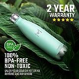 Zoom IMG-2 hompo bottiglia acqua in acciaio