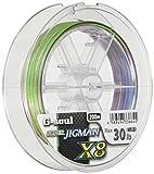 よつあみ(YGK) PEライン Gソウル スーパージグマン X8 200m 1.5号 30lb 8本 5色