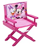 Delta Children Minnie Mouse Chaise Cinéma Rose