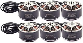 Gartt 6Pcs ML4114 330KV Brushless Motor For DJI S800 Multirotor Multicopter