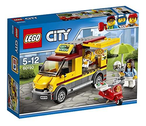 LEGO City - Furgone delle Pizze, 60150