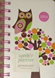 2014 18-Month Owl Tree 3x5 Weekly Planner