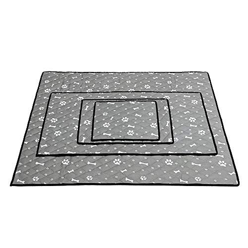 KUNSE S/M/L/XL Oxford Doek Huisdier Hond Cat Mat Cushing Zomer Koeling Pad Auto Pad Huisdier Bed Antislip Comfort