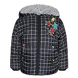 Tuc Tuc Parka Pelo NIÑO Abrigo, Negro (Negro 30), 5 años (Tamaño del Fabricante:5A) para Niños