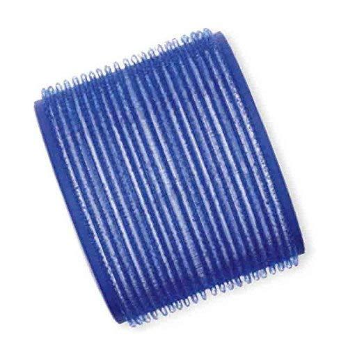 Efalock Professional Haftwickler, 78 mm, dunkelblau, 1er Pack, (1x 6 Stück)