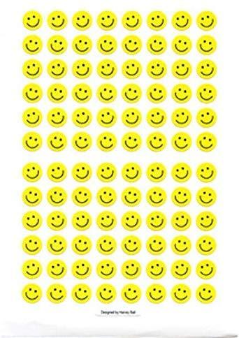 【10枚セット】スマイルシール クリアー BZS176【ご注文1回につき1個 サン・クロレラ サンプルプレゼント!】