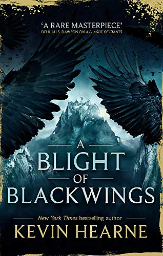 A Blight of Blackwings (Seven Kennings, Band 2)