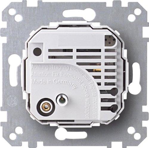 Merten 536400 Raumtemperaturregler-Einsatz mit Wechselkontakt, AC 230 V