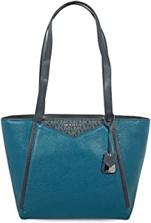 Michael Michael Kors Whitney Small Top Zip Leather Tote