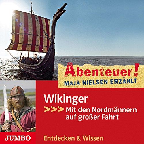 Wikinger - Mit den Nordmännern auf großer Fahrt audiobook cover art