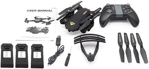 suministro directo de los fabricantes Sunnyday VISUO XS809HW 720P cámara de ángulo Ancho Plegable FPV FPV FPV RC Drone Tres batería  directo de fábrica