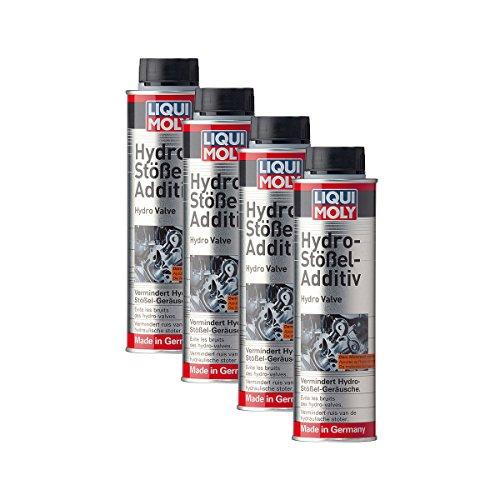 Liqui Moly 4X 1009 Hydro-Stößel-Additiv 300ml