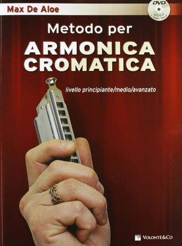 Metodo per armonica cromatica. Livello principiante, medio,