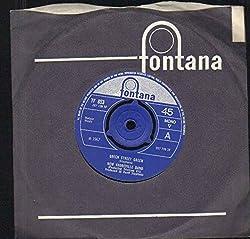 NEW VAUDEVILLE BAND - GREEN STREET GREEN - 7 inch vinyl / 45