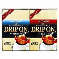 KEY COFFEE(キーコーヒー) キーコーヒー ドリップオンギフト(3P×2)(KPN-050N)