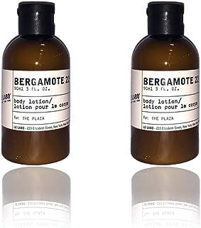 Le Labo Bergamote 22 Body Lotion Moisturizer - lot of 2 each 3oz Bottles-Total of 6oz