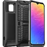 DOOGEE S95 Super Rugged Smartphones Unlocked (2020) Helio P90 48MP Triple Rear Camera 6GB RAM+128GB ROM 8650mAh(Battery Module+Speaker Module) IP68 Waterproof Dropproof Dust Proof 6.3' FHD+ NFC Phone