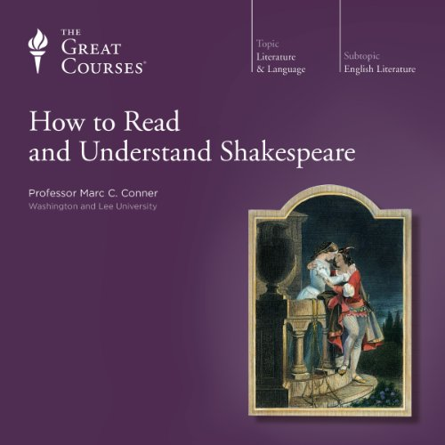 How to Read and Understand Shakespeare audiobook cover art