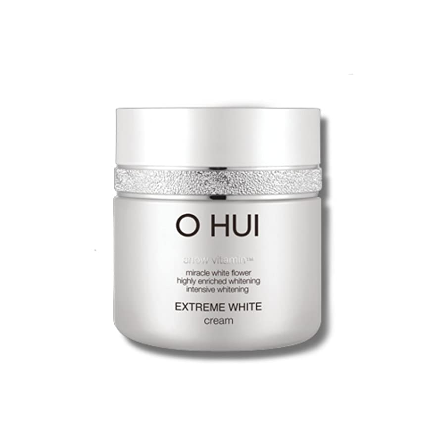 正確さ拍車知性OHUI Extreme White Cream 50ml/オフィ エクストリーム ホワイト クリーム 50ml [並行輸入品]