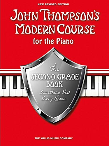 John Thompson's Modern Piano Cursus: Second Grade Revised Edition (alleen boek) - Bladmuziek