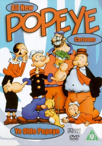 All New Cartoons - Ye Olde Popeye