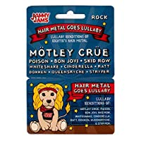 Jammy Jams - Little Headbangers: Hair Metal Goes Lullaby - Download Card by Jammy Jams