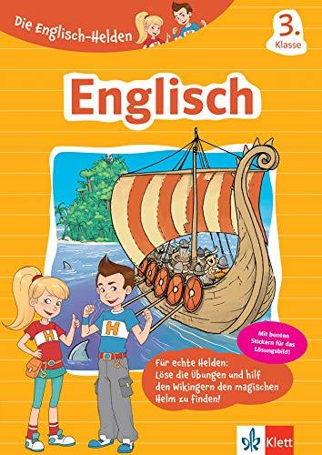Klett Die Englisch-Helden Englisch 3. Klasse: Englisch in der Grundschule (mit Stickern)