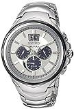 Seiko Herren Quarz Uhr mit Edelstahl Armband SSC627P9