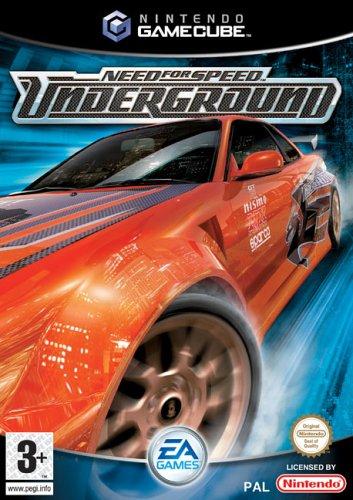 Need for Speed Underground (GameCube) [GameCube] …