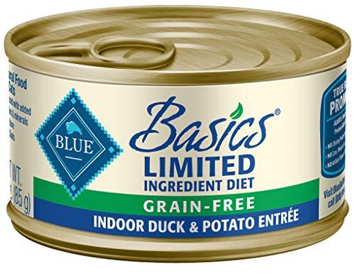 Blue Buffalo Basics Limited Ingredient Diet Duck & Potato Entree
