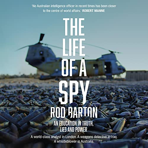 The Life of a Spy cover art