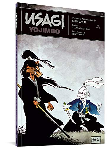 Usagi Yojimbo Book 3 Soft