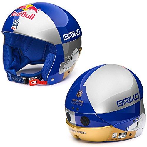 Casque De Ski Briko Red Bull Lindsey Vonn Fis 6.8