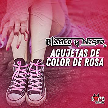 Agujetas de Color de Rosa
