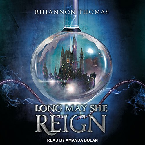Long May She Reign audiobook cover art
