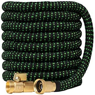 Garden Hose Expandable Garden Hoses by Green Friendly Home Expanding Flexible Strongest Water product image